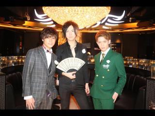 本日は歌舞伎町ホストクラブ「TOPDANDY」のホワイトデーイベントに取材に行ってきました☆