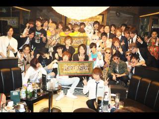 本日は歌舞伎町ホストクラブ「TOPDANDY」より22周年イベントの取材に参りました!圧巻のショータイムの様子をお伝えします♪