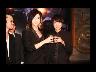 そして指名して一緒に乾杯する相手はもちろん!翔平部長です!