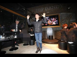 「TOPDANDY」のレジェンド和也さんのラストイベントが行われました。