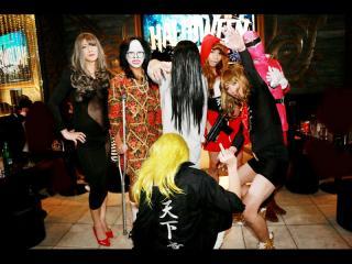 女装チームで大集合!