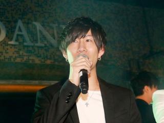 龍司幹部補佐も歌います!