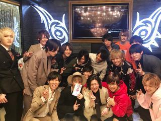 最後はチーム優勝の澪取締役&賢治部長チームの喜びの一枚で!!