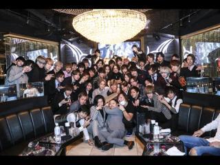 最後はTOPDANDY全員+かちょーまことさんで集合写真!!